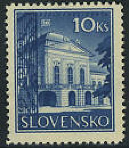 Definitive 1v; Year: 1940