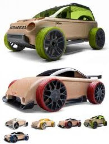 Environmentally friendly Car toys for kids