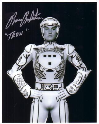 Bruce Boxleitner autographed Tron 8x10 photo