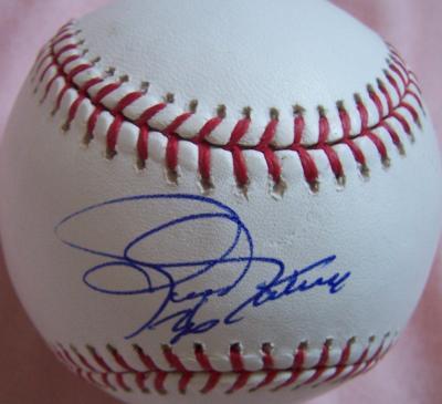 Joe Nathan autographed MLB baseball