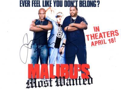 Jamie Kennedy autographed Malibu's Most Wanted 8x10 photo