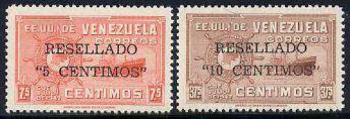 Resellado 2v; Year: 1951
