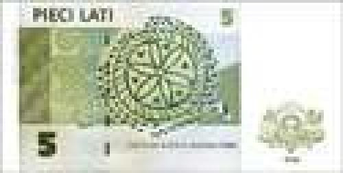 5 Lati; Latvia