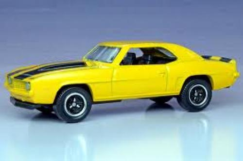 Cars; 1969 Chevrolet Camaro