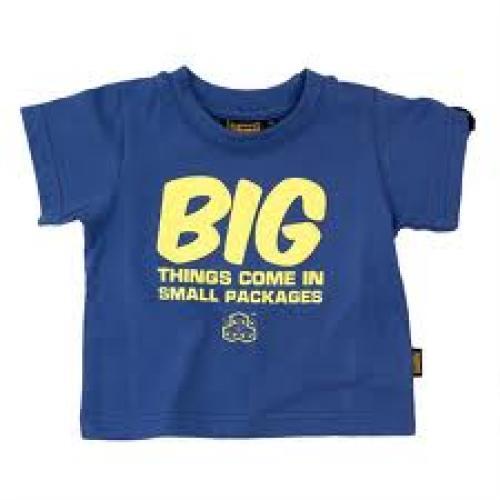 Baby Romper & Baby T-Shirt