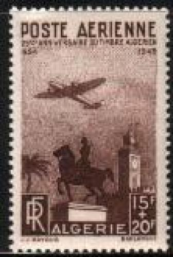 25 years Algerian stamps 1v; Year: 1949