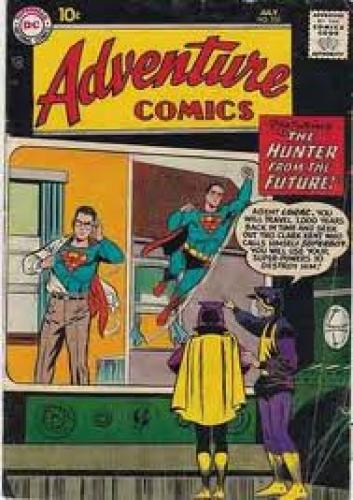 Comics; Adventure Comics #250, featuring Superboy