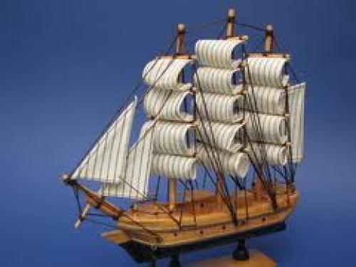 Impressive Boat Model