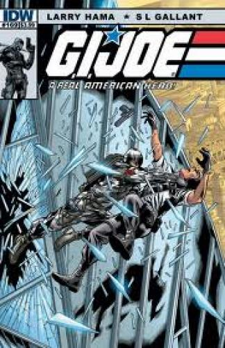 Comics; In 2002, Devil's Due approached Larry Hama