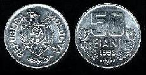 50 bani 1993 (km 4)