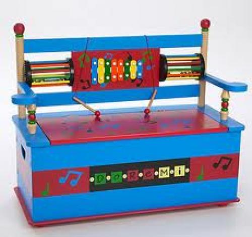 Musical Toy Box