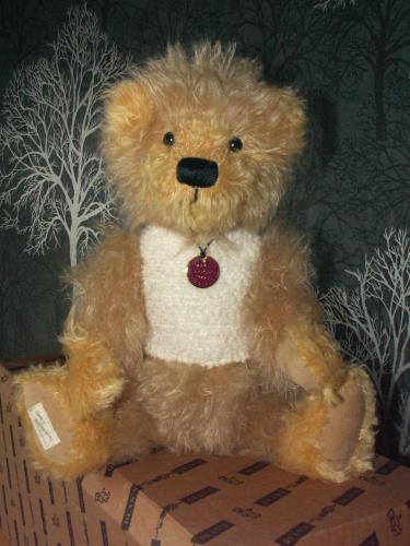 DEANS Limited Edition Mohair Bear DODGE