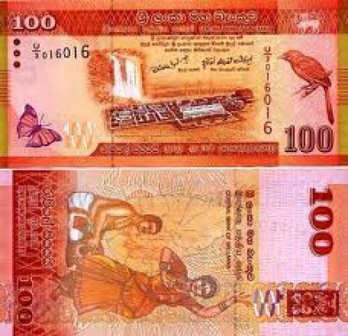 Banknotes; Sri Lanka 100 rupees, Year:2010