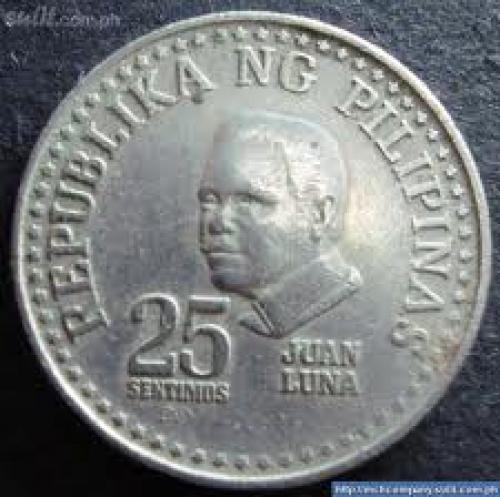 25 Sentimos; Year: 1979; Juan Luna; Philippine Hero