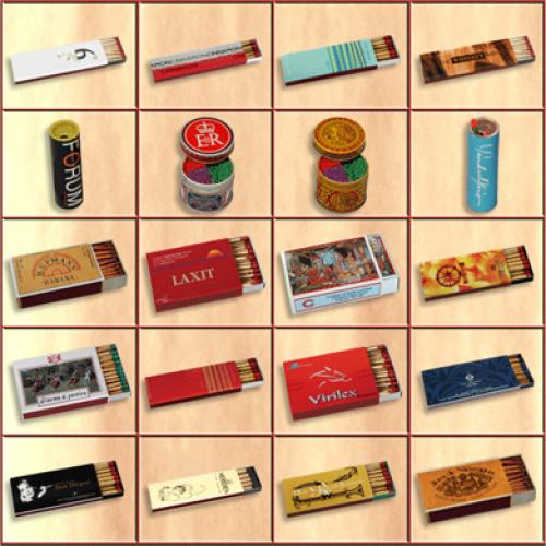 Matches Collection