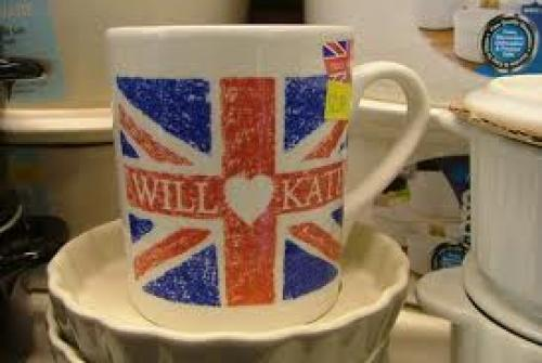 William and Kate memorabilia; England