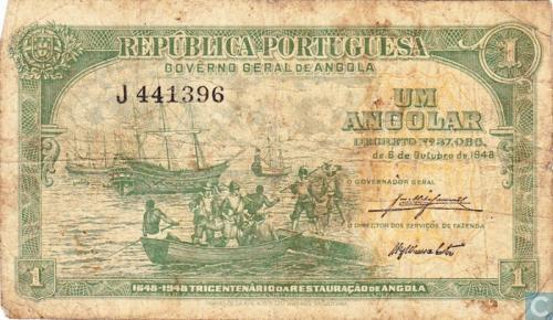 republica portuguesa um angolar