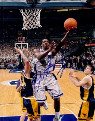 Jeff Green autographed 8x10 Georgetown photo