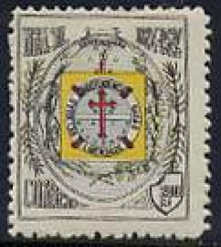 Equator federation 1v; Year: 1924