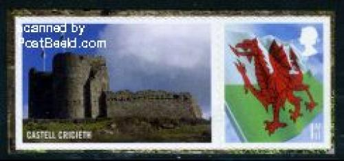 Regional, Wales 1v s-a (picture on tab may vary)