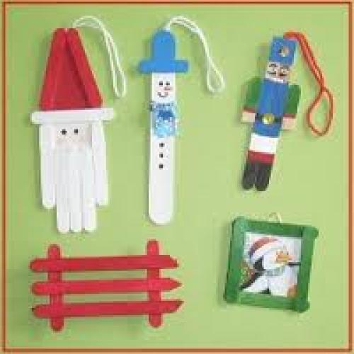 Crafts; Handmade Favorite Ideas for Homemade Popsicle Stick