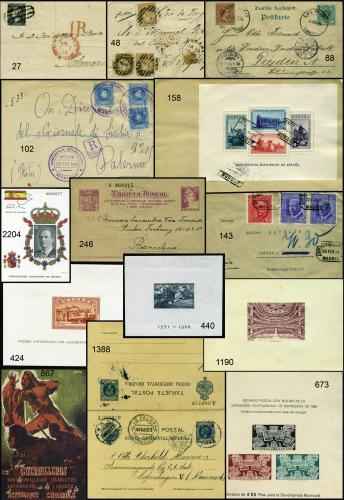 Request FREE Catalog Auction Stamp and collectings.