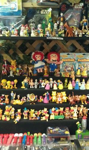 pvc figurines