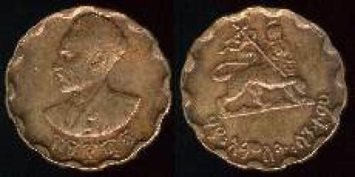 25 cents 1944 (km 36)