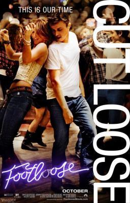 Footloose 2011 mini movie poster (Julianne Hough Kenny Wormald)