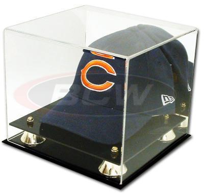 Baseball cap or hat acrylic display case