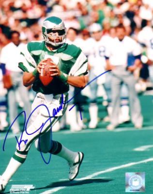 Ron Jaworski autographed Philadelphia Eagles 8x10 photo