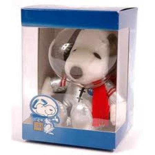 Snoopy Astronaut Doll