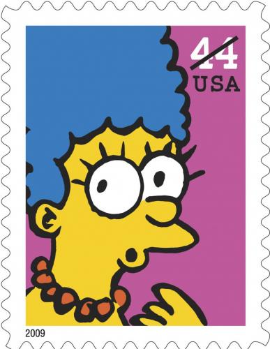 Marge Stamp