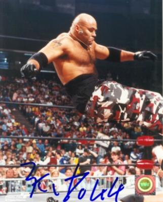 Konnan (WCW) autographed 8x10 wrestling photo