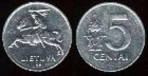 5 centu 1991 (km 87)