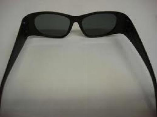 MEMORABILIA: John Lennon, pair of 1960's sunglasses Made In Italy