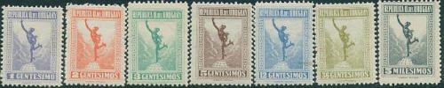 Mercurius 7v; Year: 1922