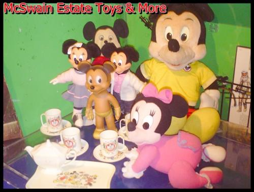 VINTAGE MICKEY MOUSE LOT