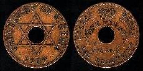 1 penny 1959 (km 2)