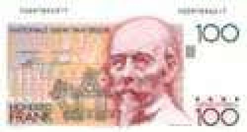 100 Honderd Frank; Older banknotes