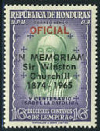 On service 1v; Year 1965