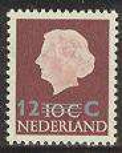 Overprint 1v; Year: 1958