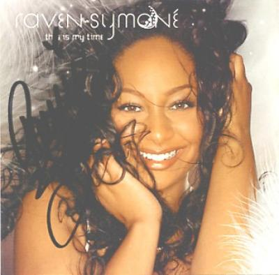 Raven-Symone autographed This Is My Time CD booklet