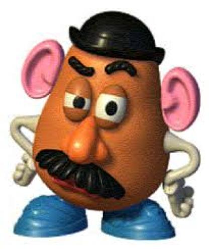 Mr. Potato Head Toys; Toy Story Movie