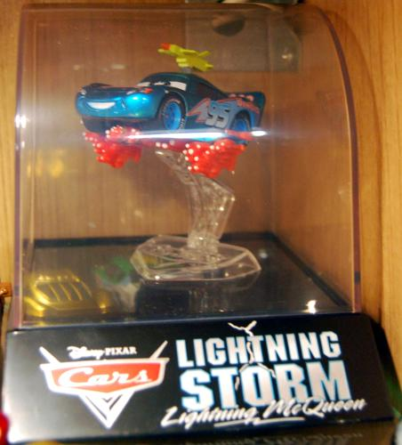 Lightning Storm McQueen