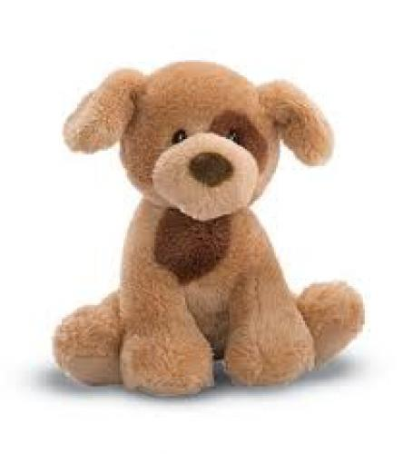 Stuffed Lovable Dog