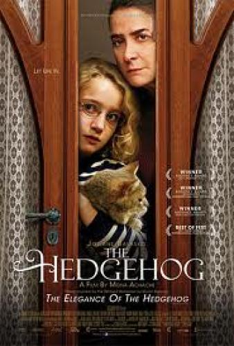 Books; the best-selling novel The Elegance of the Hedgehog by Muriel Barbery