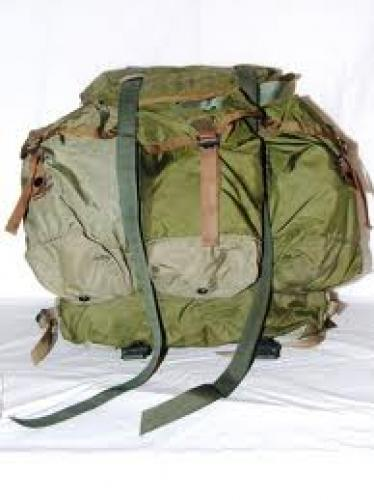 Vietnam Militaria; Backpack