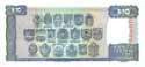 10 Pesos; Uruguay banknotes