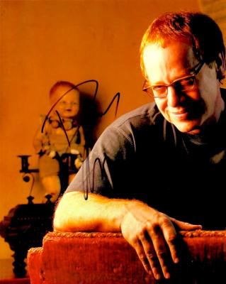 Danny Elfman autographed 8x10 photo